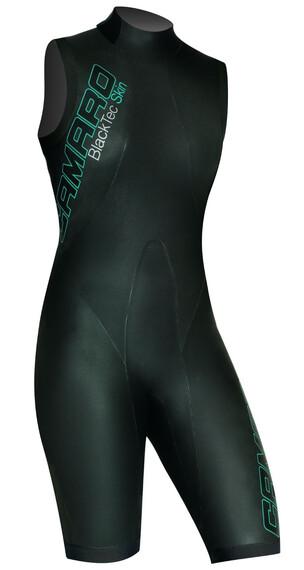 Camaro BlackTec Skin Triathlonkläder Dam svart